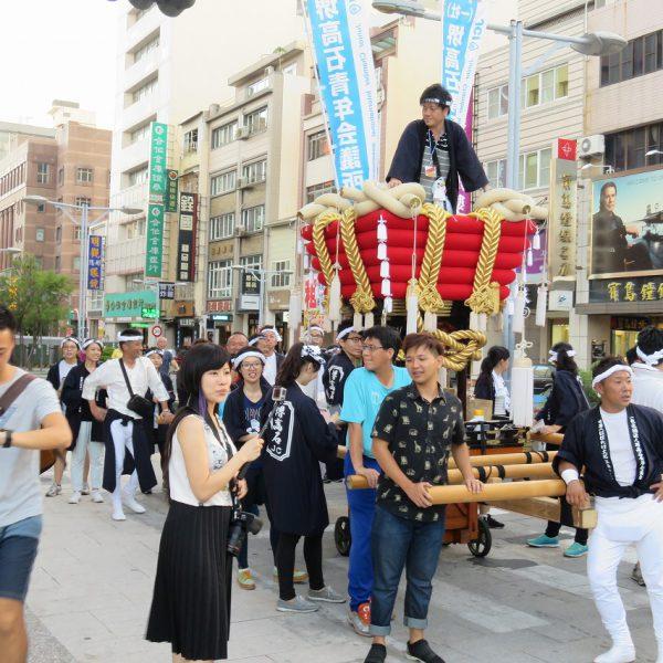 2016年度 堺高石観光資源PR海外遠征事業