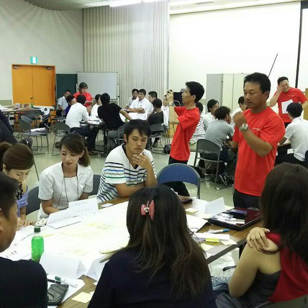 2016年度 8月合同委員会