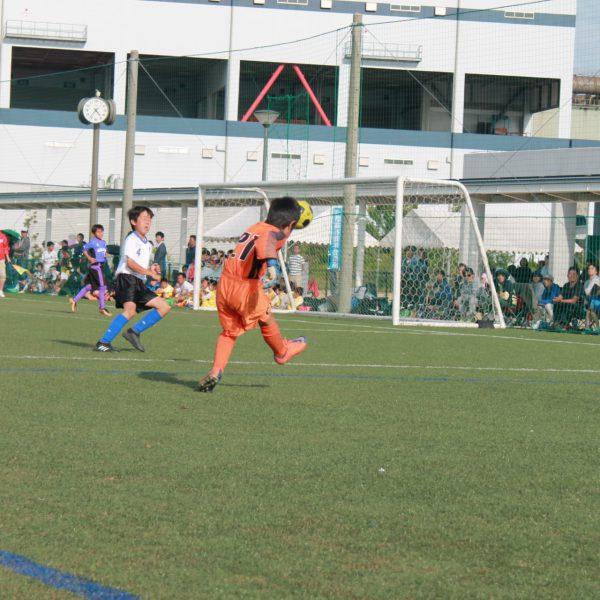 2018年度 JCカップ U-11少年少女サッカー堺高石大会