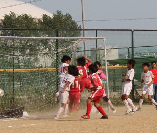 2017年度 JCカップU‐11少年少女サッカー大会 堺高石大会