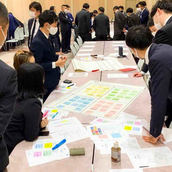 2021年度 3月研修例会 〜GO TO BUSINESS〜