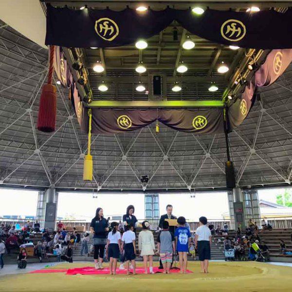 2021年度 第23回わんぱく相撲堺大会延期